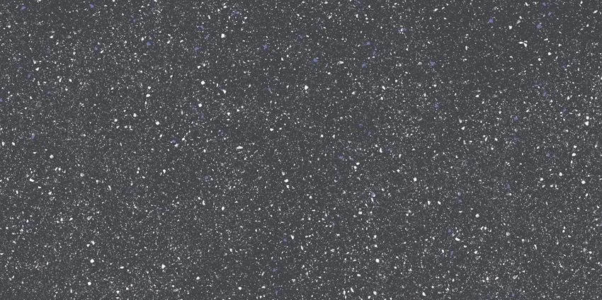 Płytka ścienno-podłogowa 59,8x119,8 cm Paradyż Moondust Antracite Mat