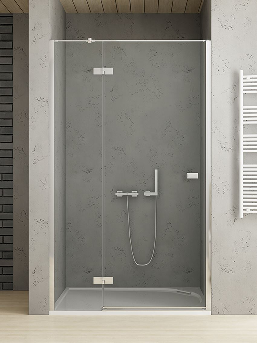 Drzwi prysznicowe New Trendy Reflexa