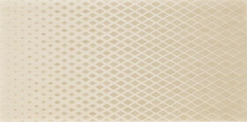 Płytka dekoracyjna 29,7x59,8 cm Cersanit Syrio beige inserto