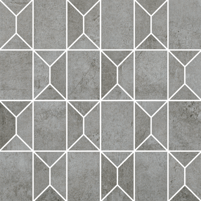 Mozaika 29,8x29,8 cm Paradyż Uniwersalna Mozaika Grys Paradyż Industrial