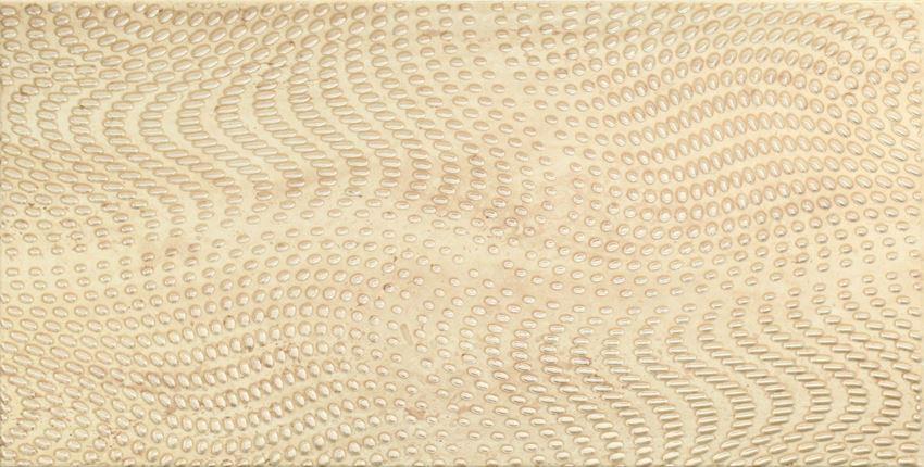 Dekor ścienny 60,8x30,8 cm Tubądzin Traviata optical