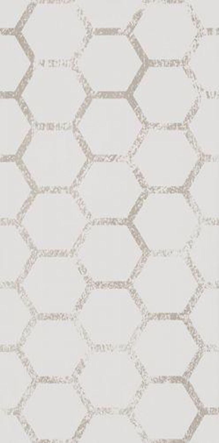 Dekoracja ścienna 29,5x59,5 cm Paradyż Grace Grys Inserto B