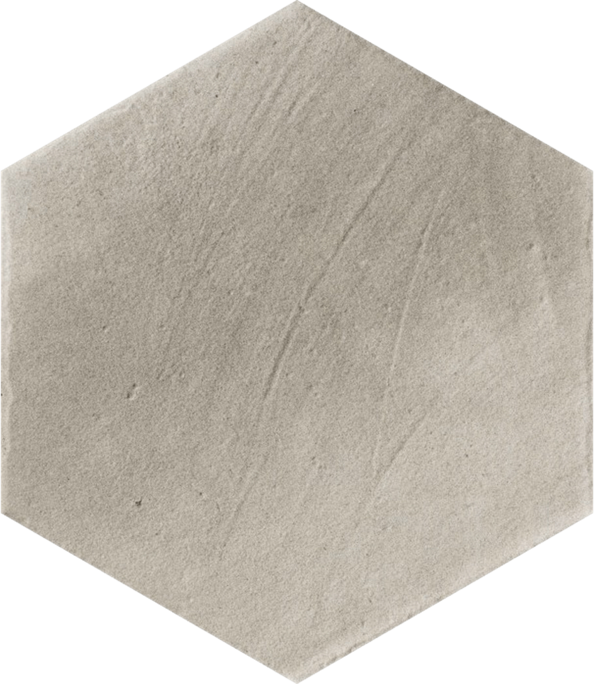 Płytka podłogowa Paradyż Hexx Universum Crema Heksagon