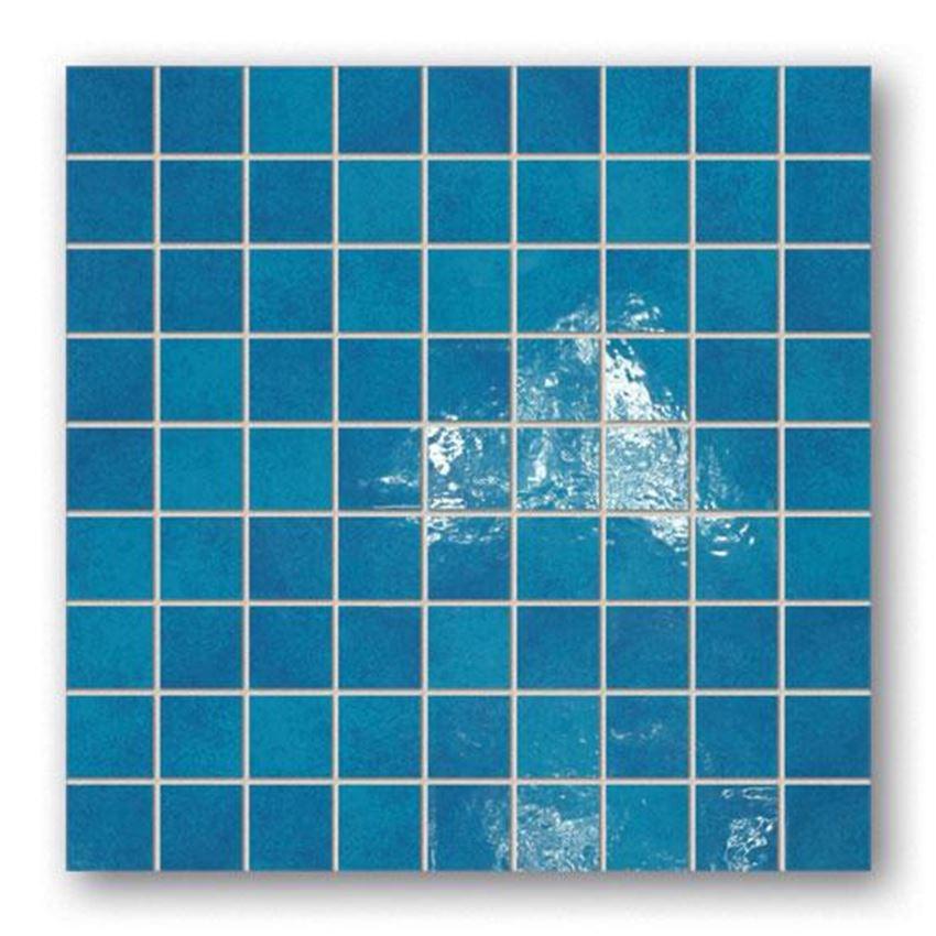 Mozaika ścienna 30,1x30,1 cm Tubądzin Majolika