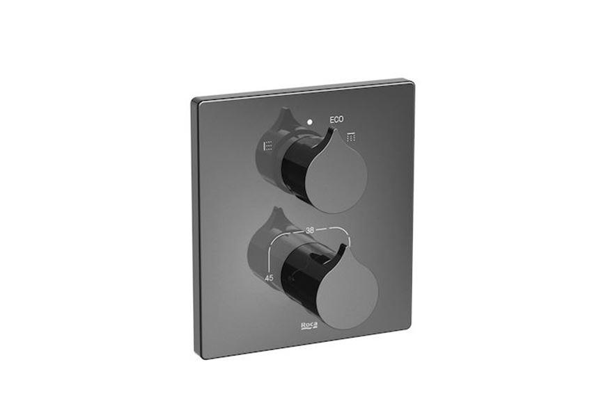 Bateria jednouchwytowa termostatyczna wannowo - prysznicowa podtynkowa Roca Indsignia