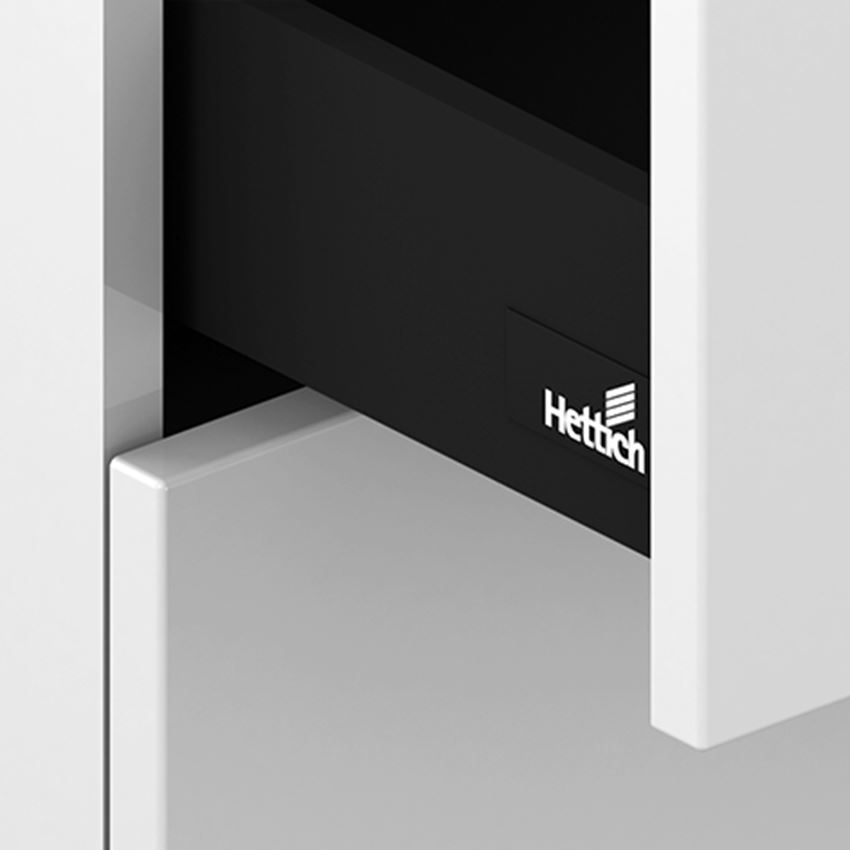 System wysuwu szuflad w Kubiko New Trendy