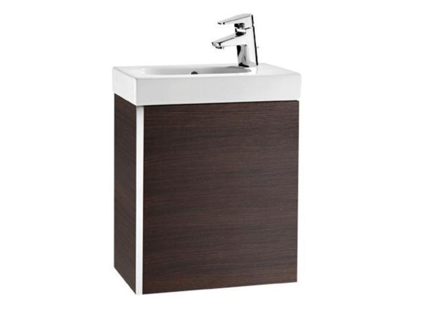 Zestaw łazienkowy Unik 45 cm, wenge Roca Mini