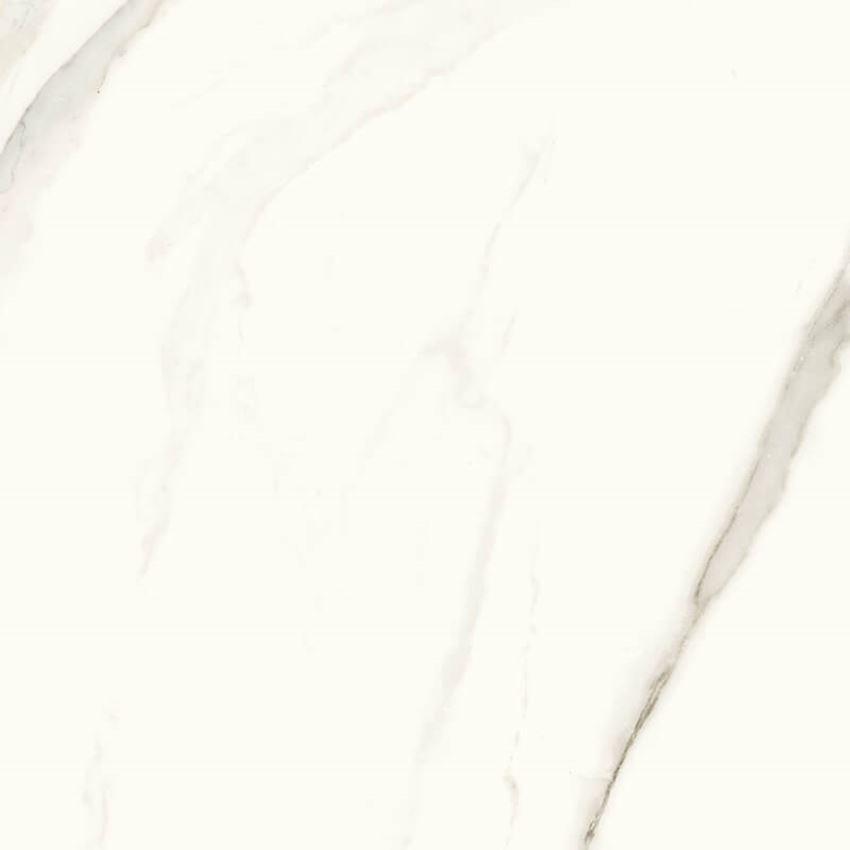 Płytka ścienno-podłogowa 59,8x59,8 cm Paradyż Calacatta Gres Szkl. Rekt. Mat