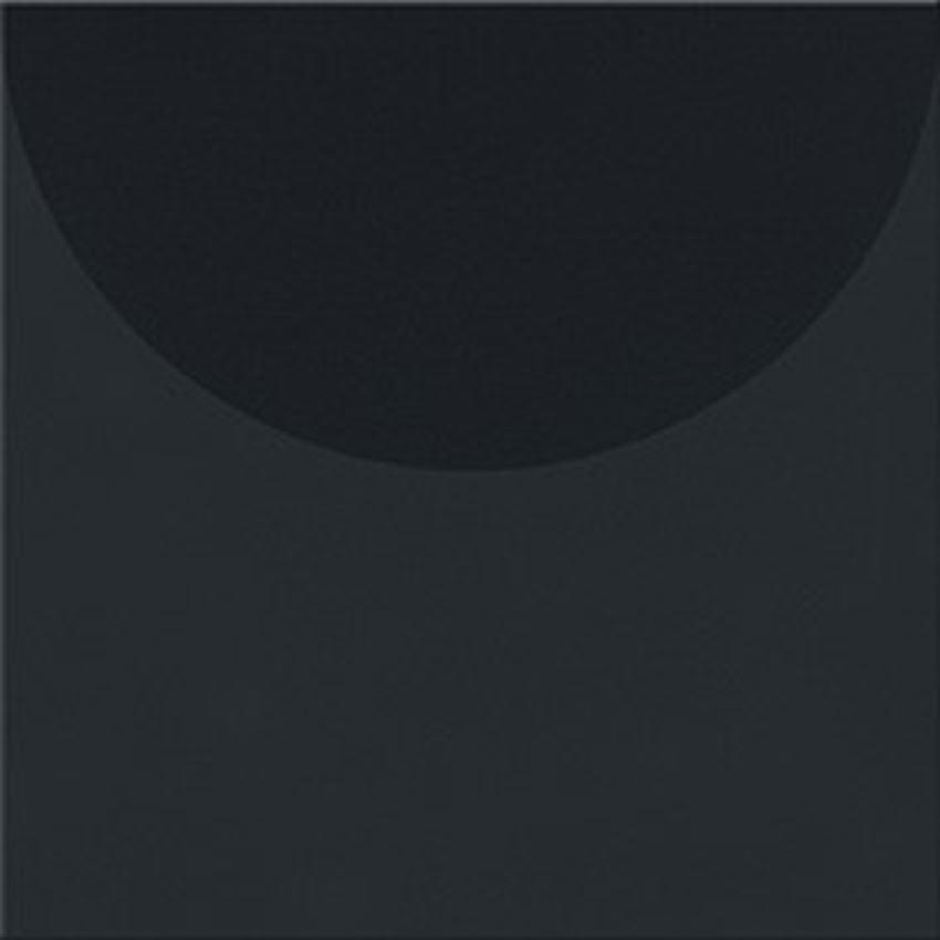 Płytka ścienna 20x20 cm Opoczno Monoblock Black matt Geo A