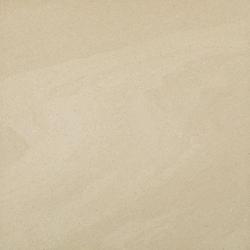 Płytka ścienno-podłogowa 59,8x59,8 cm Paradyż Rockstone Beige Gres Rekt. Poler