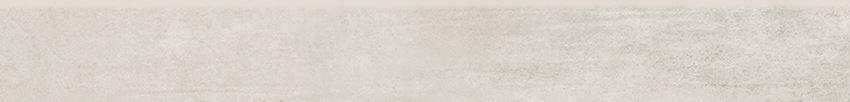 Listwa 7,2x59,8 cm Opoczno Grava White Skirting