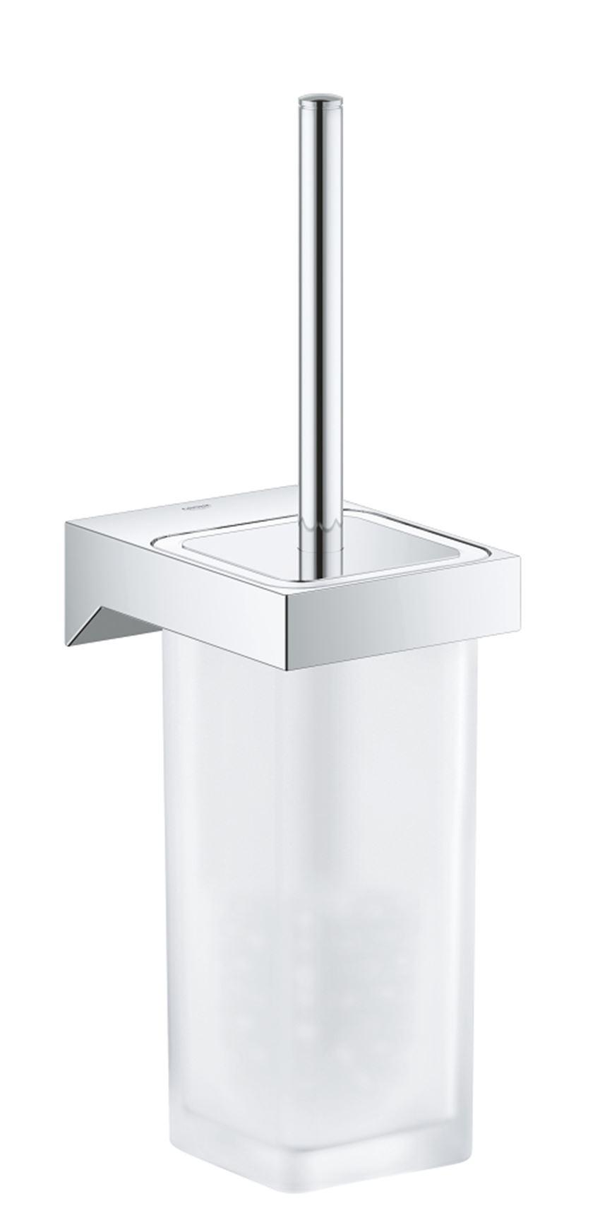 Szczotka do WC chromowana Grohe Selection Cube