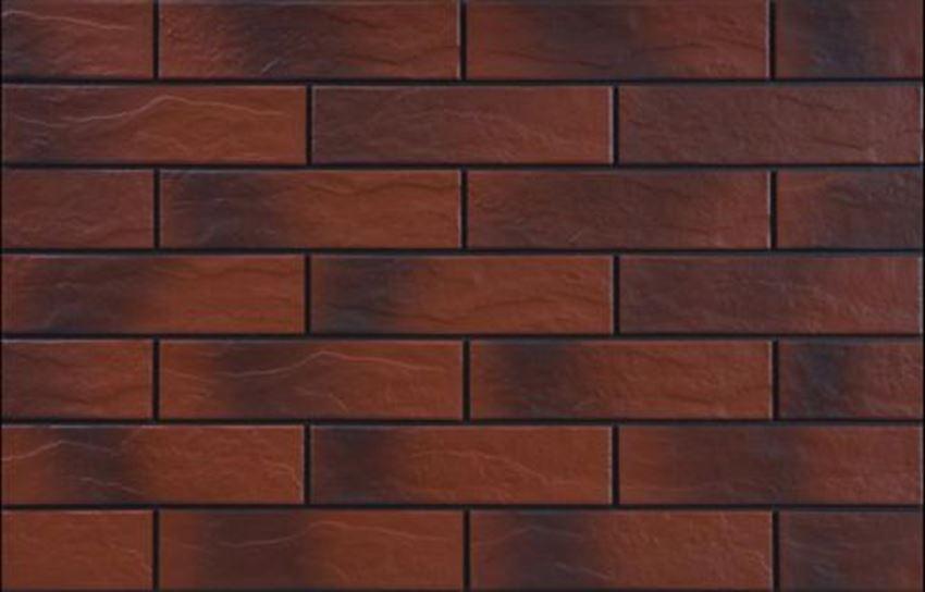 Płytka elewacyjna 6,5x24,5 cm Cerrad Rot