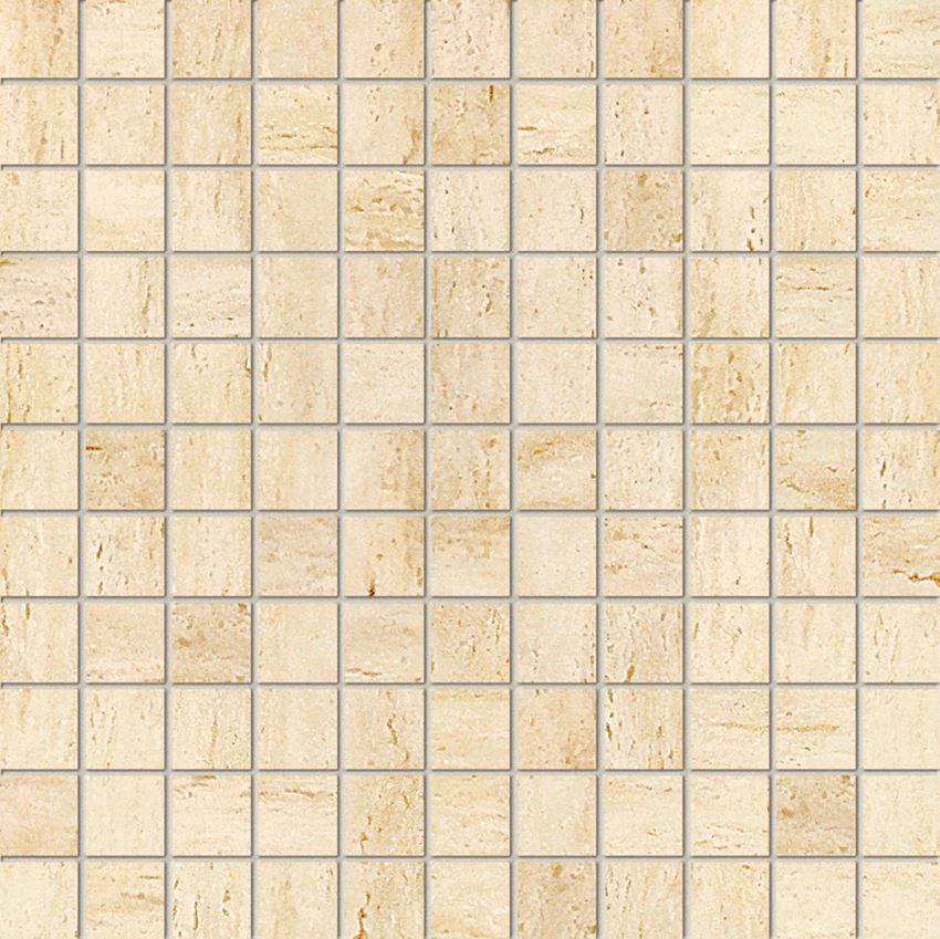 Mozaika ścienna 36x7,4 cm Domino Toscana beż