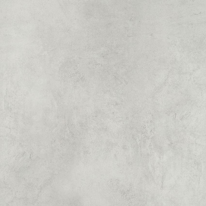 Płytka ścienno-podłogowa 89,8x89,8 cm Paradyż Scratch Bianco Gres Szkl. Rekt. Półpoler