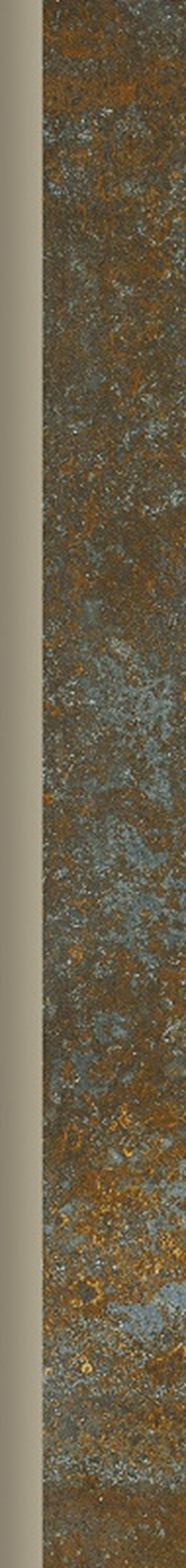 Płytka cokołowa 7,2x59,8 cm  Paradyż Lamiera Brown Cokół Mat