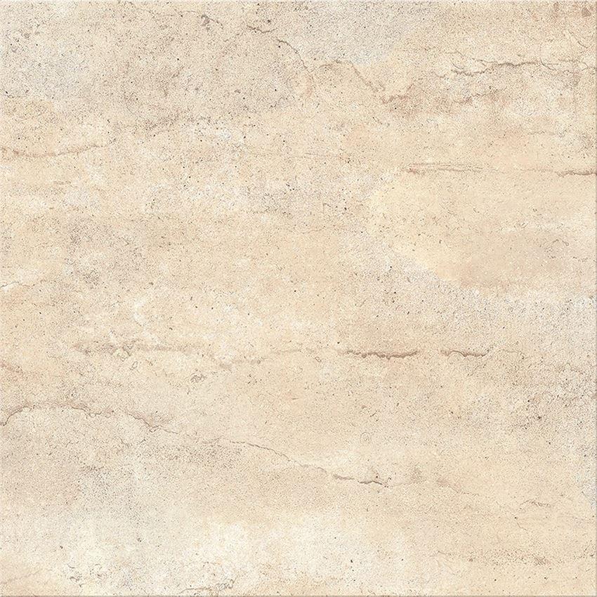 Płytka podłogowa 42x42 cm Cersanit Mefasto beige micro