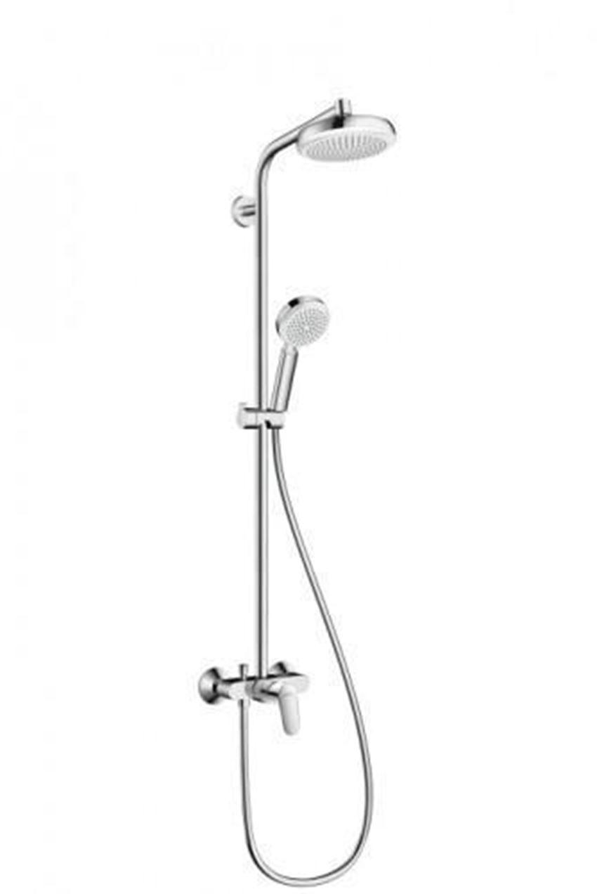 Komplet prysznicowy 160 1jet z termostatem Hansgrohe Crometta