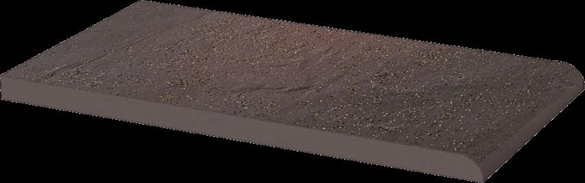 Płytka elewacyjna 13,5x24,5 cm Paradyż Semir Rosa Parapet