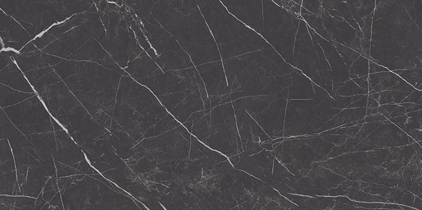 Płytka ścienno-podłogowa 59,8x119,8 cm Paradyż Artstone Black