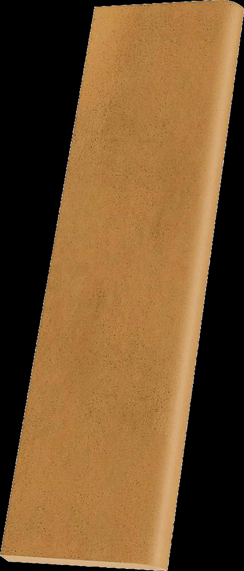 Płytka cokołowa 8,1x30 cm Paradyż Aquarius Brown Cokół 8,1X30 G1