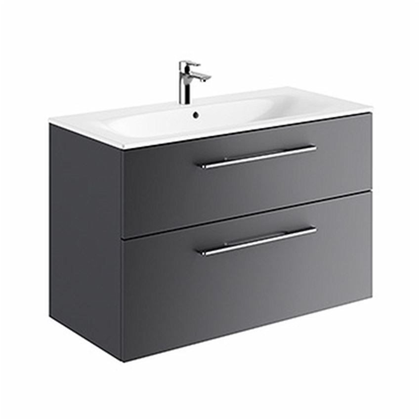 Szafka z umywalką lava mat 100 Koło Nova Pro Premium