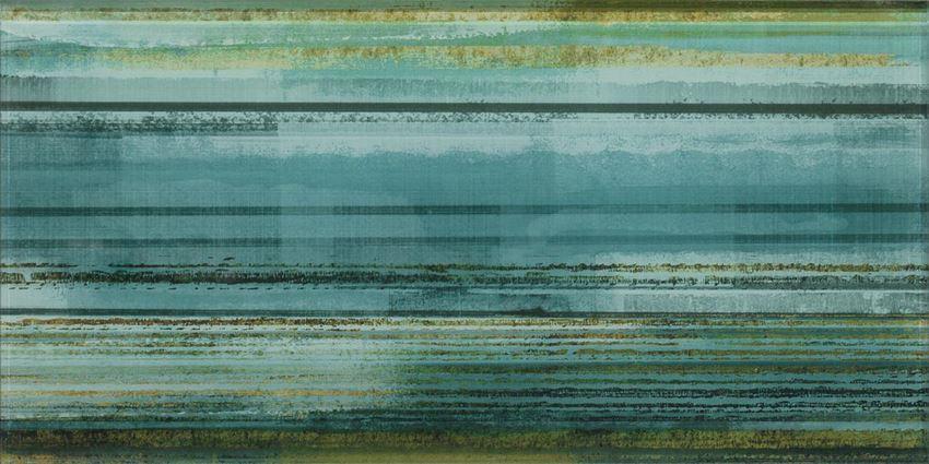 Dekoracja ścienna Paradyż Laterizio inserto szklane B