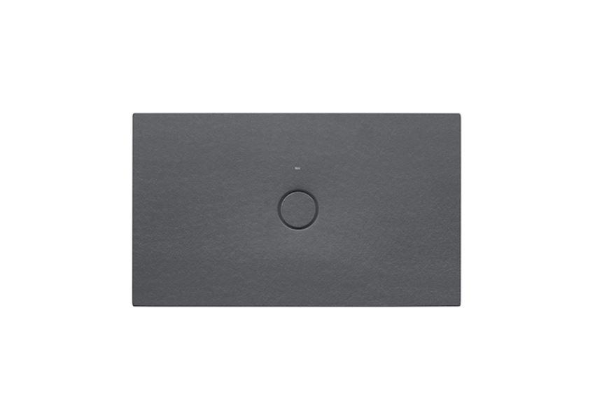 Brodzik ceramiczny SENCERAMIC® Onyks 120x70 cm Roca Cratos