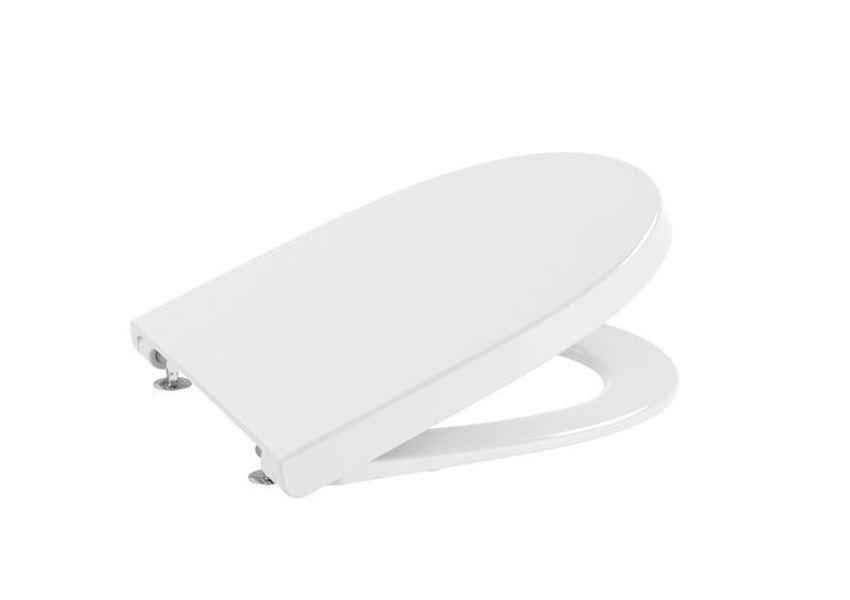 Deska WC Compacto wolnoopadająca SUPRALIT ® Roca Meridian