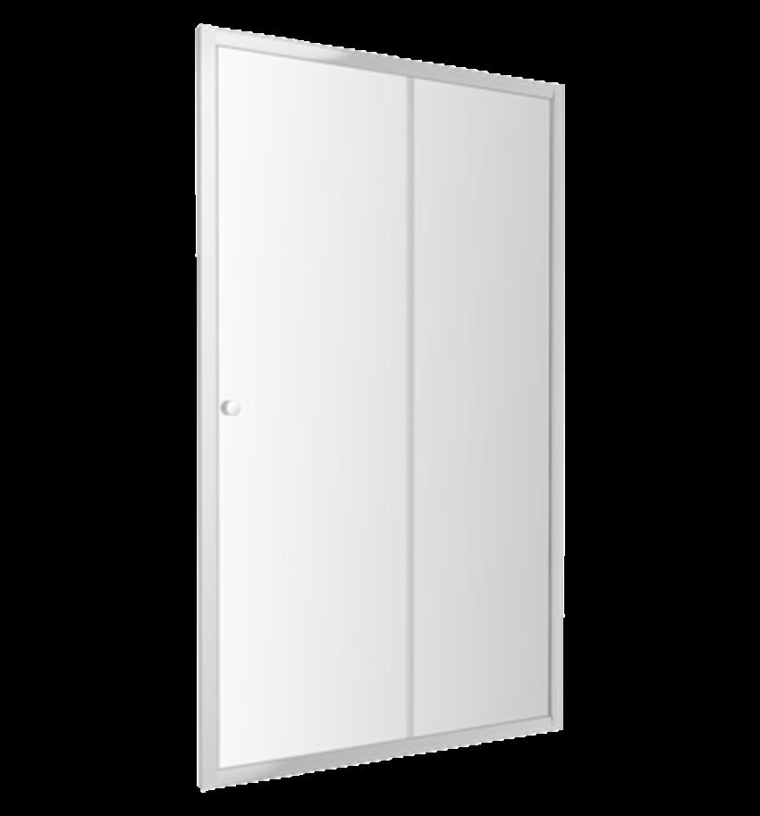 Drzwi prysznicowe 110x185 cm Omnires Bronx