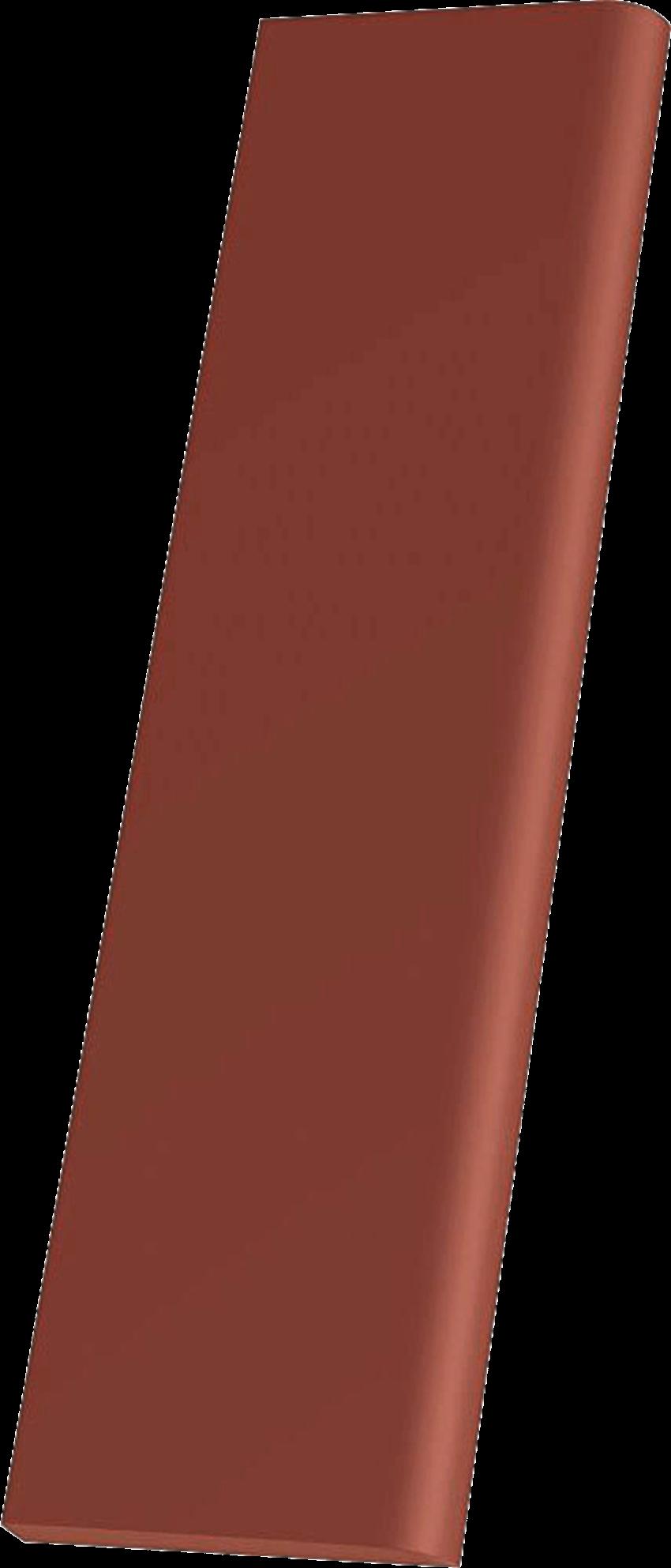 Płytka cokołowa 8,1x30 cm  Paradyż Natural Rosa Cokół 8,1X30 G1