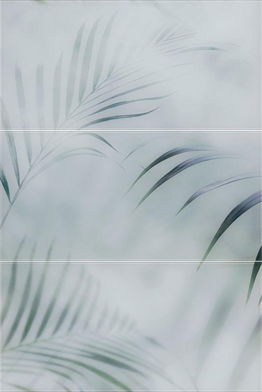 Obraz ścienny 59,5x88,5 cm Paradyż Taiga Inserto Szklane Panel