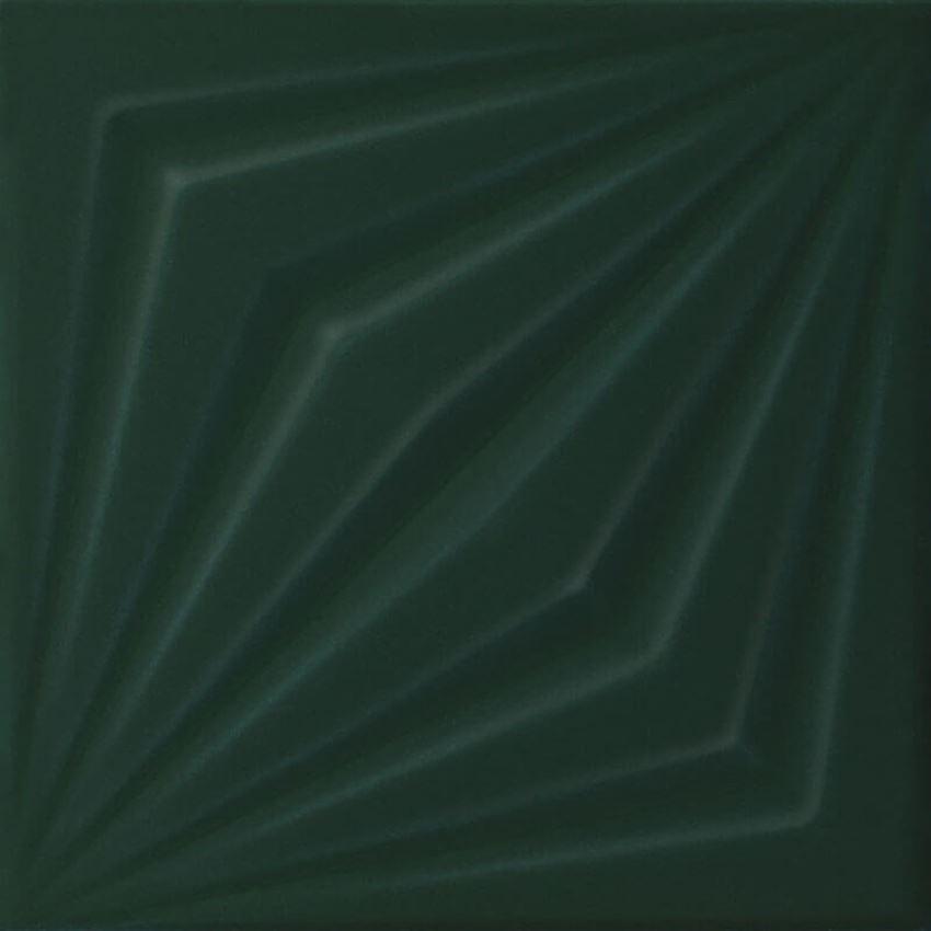 Płytka ścienna 19,8x19,8 cm Paradyż Urban Colours Green Struktura A Ściana