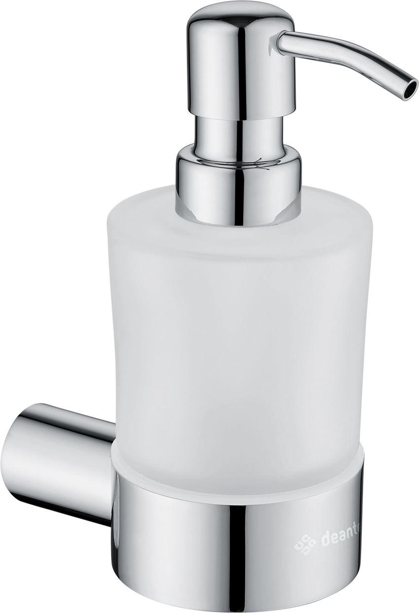 Dozownik ścienny do mydła Deante Round
