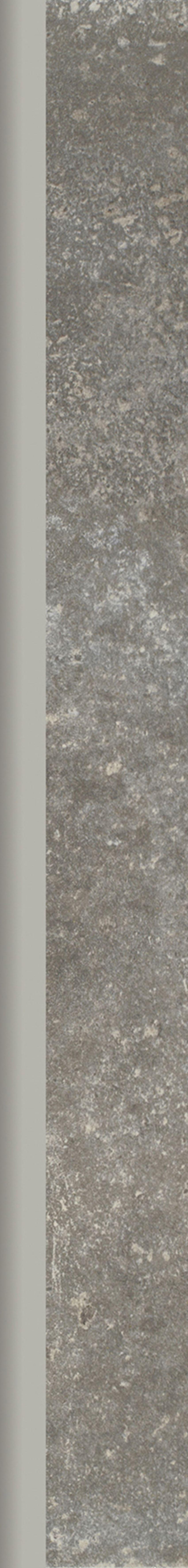 Płytka cokołowa 7,2x59,8 cm  Paradyż Trakt Antracite Cokół Półpoler