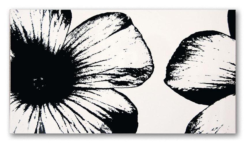 Dekor ścienny Tubądzin Colour Floral White