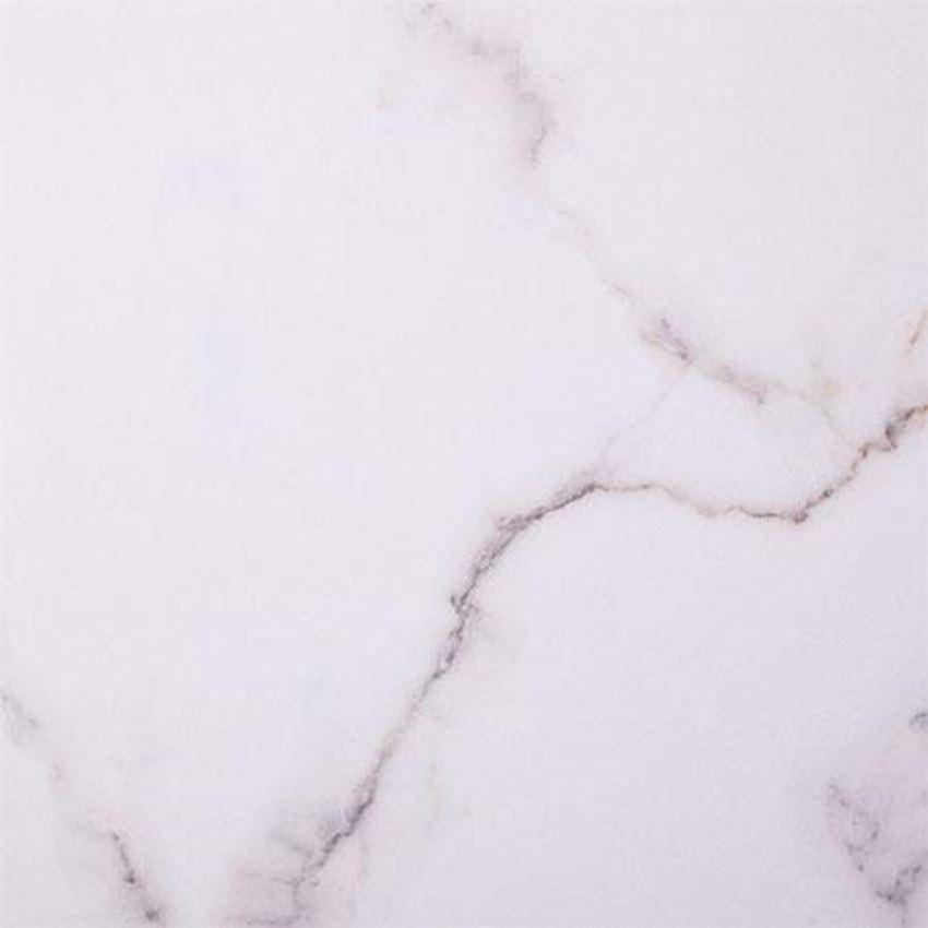 Płytka podłogowa gres szkliwiony Domino White Stone POL