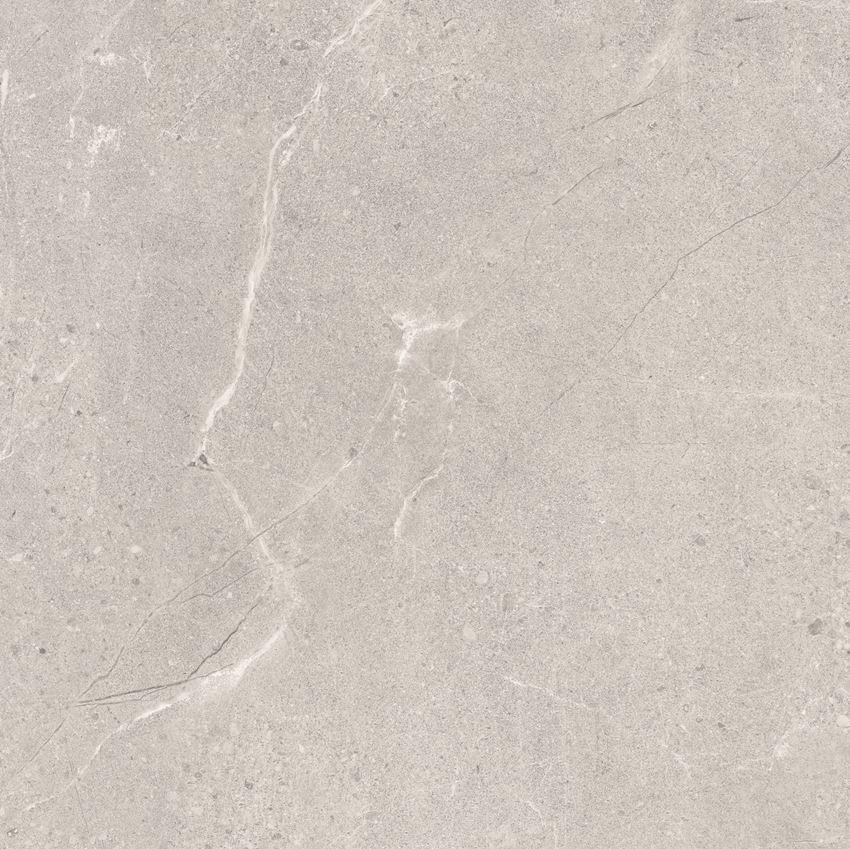 Płytka ścienno-podłogowa 59,8x59,8 cm Paradyż Sunnydust Light Grys