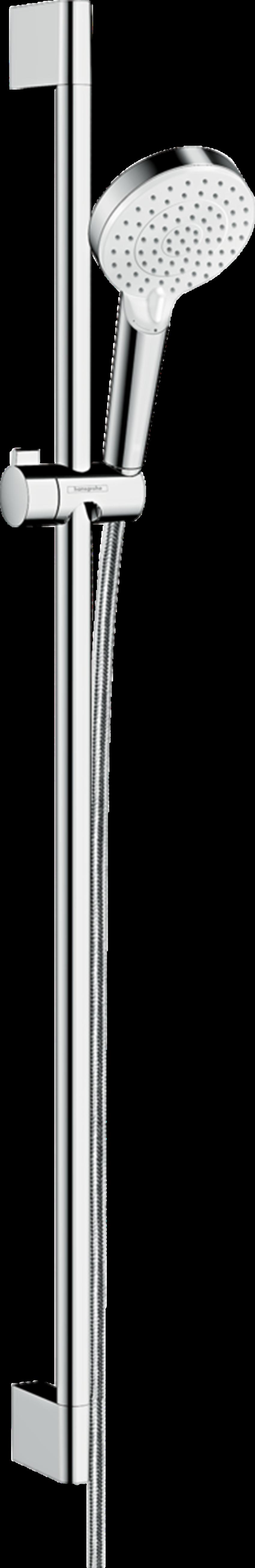 Zestaw prysznicowy Vario z termostatem Ecostat 1001 Hansgrohe Crometta