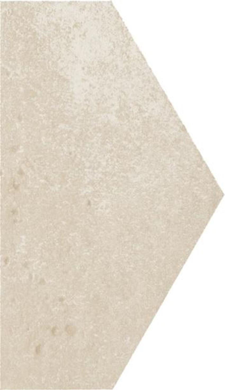 Dekoracja podłogowa 14,8x26 cm Paradyż Cotto Crema Połowa