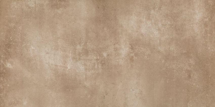 Płytka podłogowa Tubądzin Epoxy Brown 2