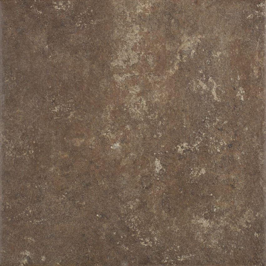 Płytka podłogowa 30x30 cm Paradyż Ilario Brown Klinkier