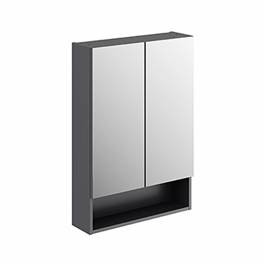 Szafka wisząca z lustrem 58,8 cm Koło Nova Pro Premium
