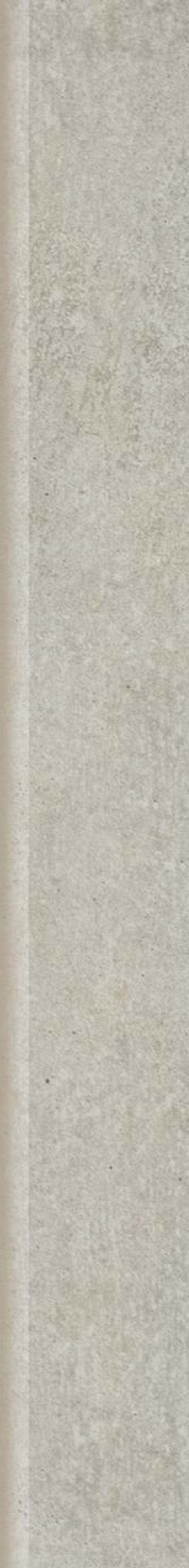 Płytka cokołowa 7,2x59,8 cm  Paradyż Rino Grys Cokół Mat