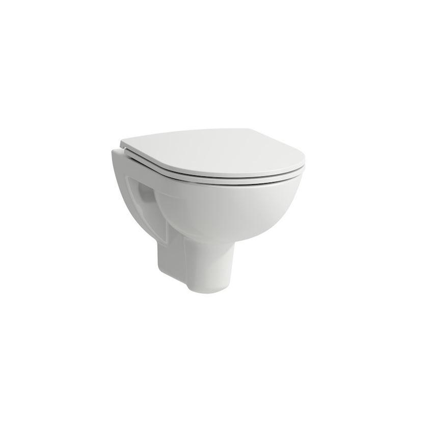 Miska WC podwieszana bezkołnierzowa Laufen Pro