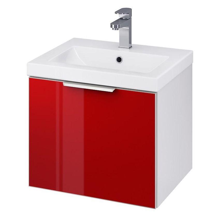 Szafka pod umywalkę Cersanit Stillo Red S575-009