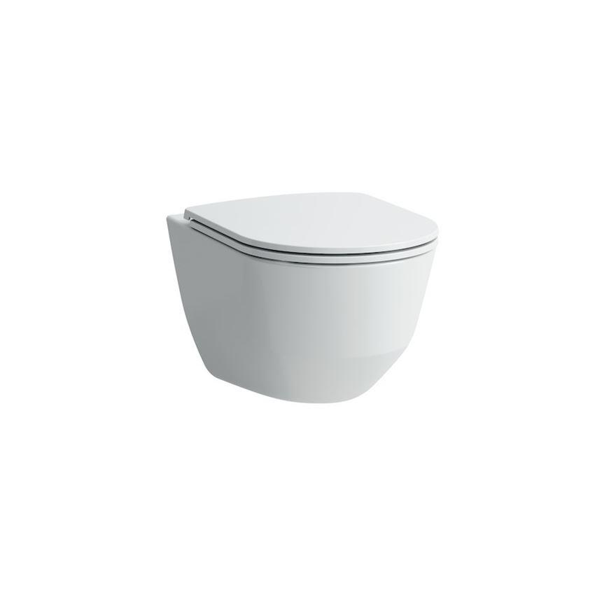 Zestaw miska WC podwieszana z deską Laufen Pro