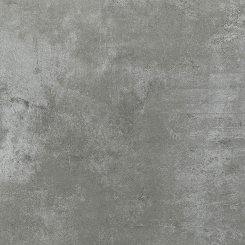 Płytka uniwersalna 59,8x59,8 cm Paradyż Scratch Nero Gres Szkl. Rekt. Półpoler