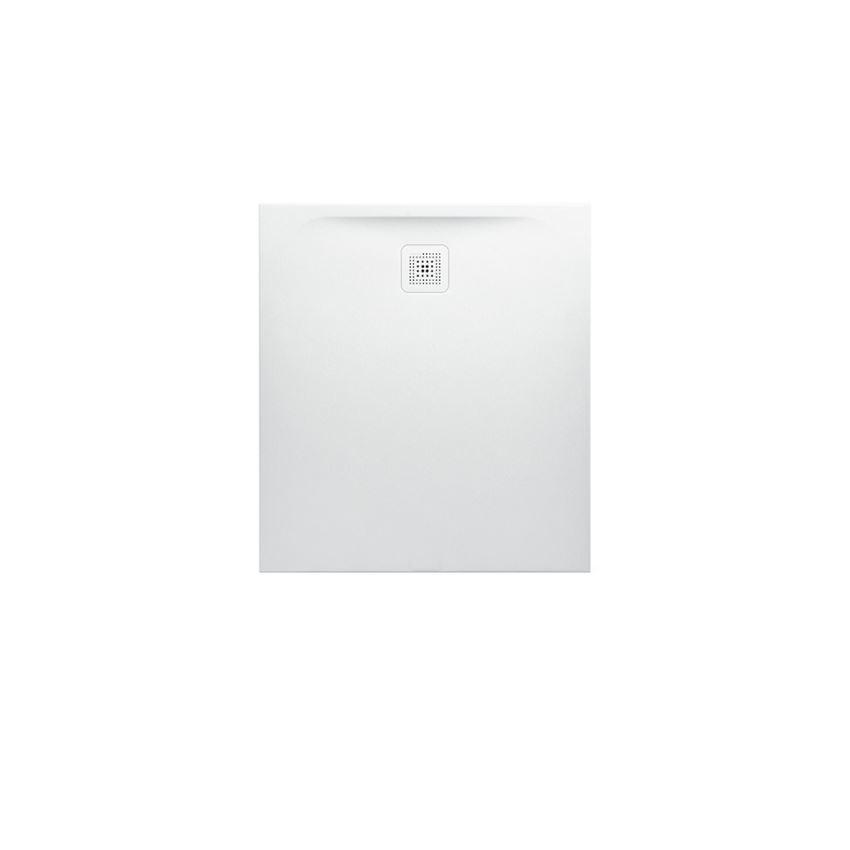 Ultrapłaski brodzik prostokątny 100x90x3,1 cm biały Laufen Pro