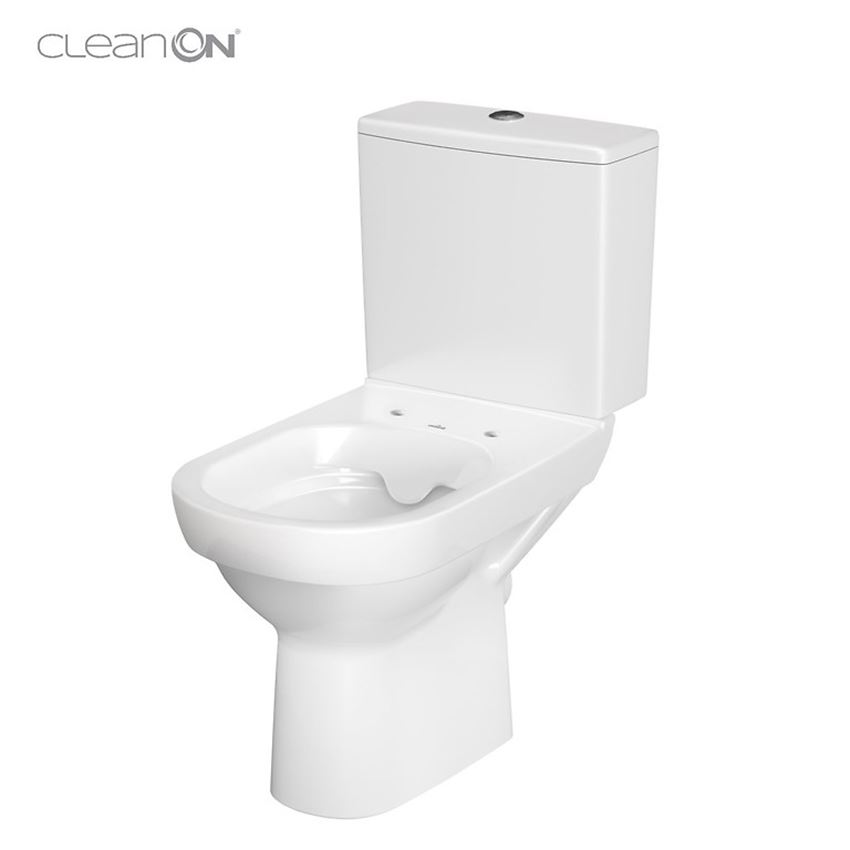 kompakt WC Cersanit Kompakt 601 City New CleanOn 010 K35-035 2
